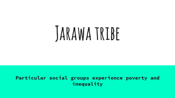 Preview of Jarawa tribe