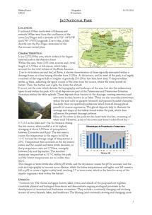 Preview of Jau National Park