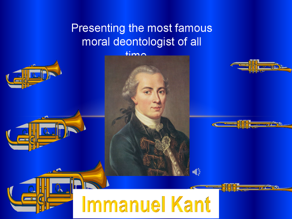 Preview of Kantian Ethics PP