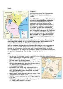 Preview of Kenya