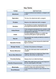 Social Psychology Terminology? Help?
