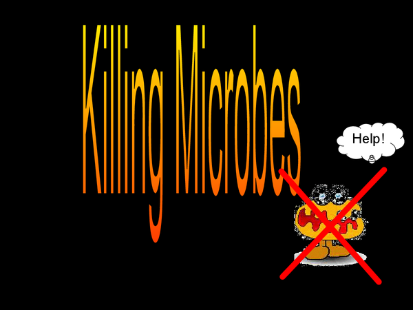 Preview of Killing microbes