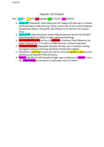 Preview of King Lear: act 3 scene 3 notes