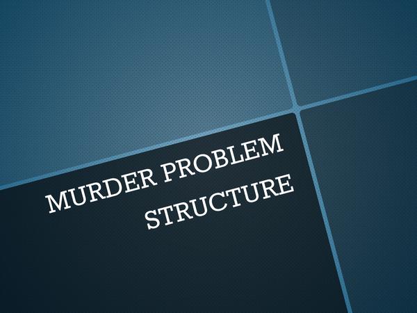 Preview of LA3 Murder