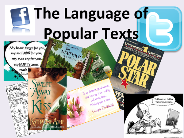 Preview of Language of Popular Texts Help