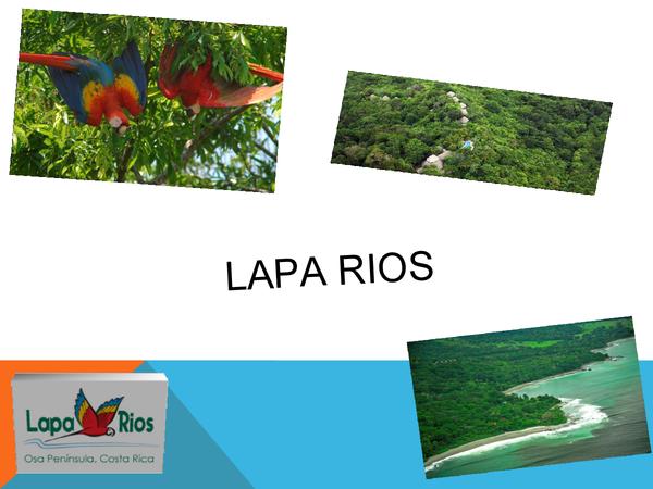Preview of Lapa Rios