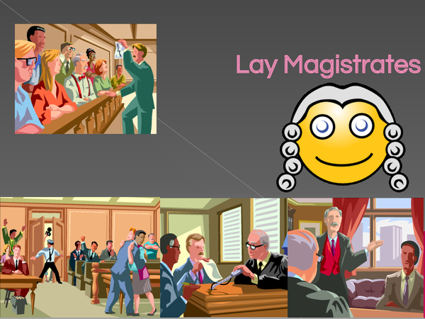 Preview of Lay Magistrates