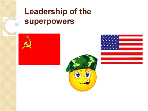 Preview of Leadership throughout the Cold War