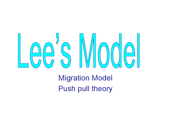 Preview of lee model