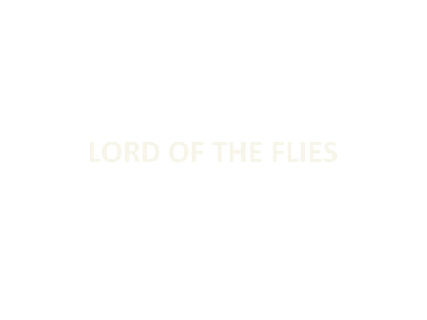 Preview of lord of the flies collation of everything