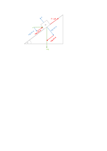 Preview of M1 - Inclined plane diagram