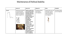 Preview of Maintenance of political stability
