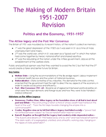 Preview of Making of Modern Britain 1951 - 2007