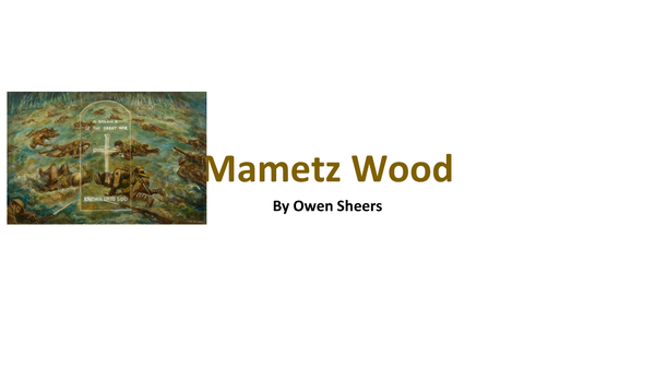 Preview of Mametz Wood Analysis