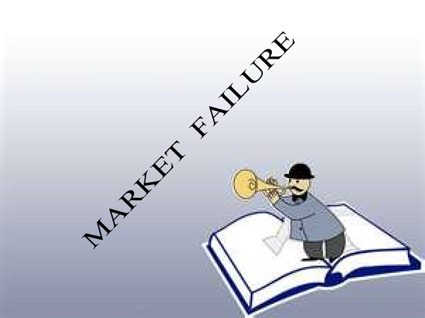Preview of Market failure and Inflation