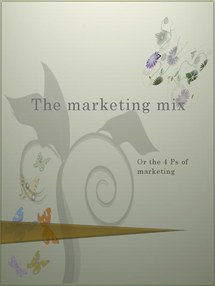 Preview of Marketing mix