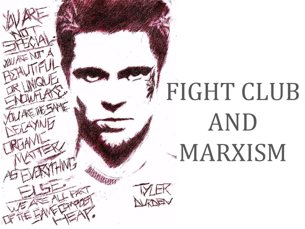 Preview of Marxism & Fight Club