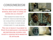 consumerism that defines the society Find a summary, definition and facts about the american consumerism 1920s for kids the consumer society, easy credit and the american consumerism 1920s information about the american consumerism 1920s for kids, children, homework and schools.