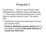 marx organized crime thesis Organized crime essay examples 71 total results us government's prohibition of alcohol takes its toll 683 words 2 pages a look at the history of the mafia an.