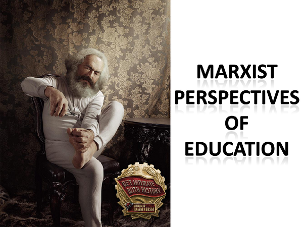 Preview of marxist view on education