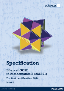 Preview of Mathematics GCSE specification