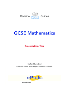Preview of Maths Revision Guide Foundation