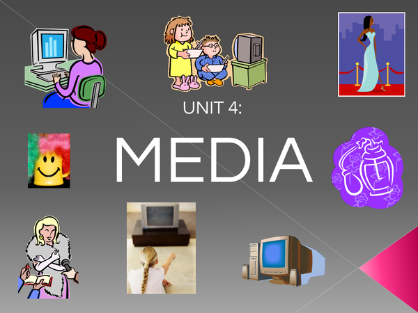 Preview of Media Powerpoint