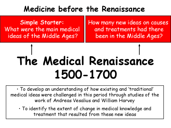 Preview of Medical Rennaisance