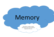 Preview of Memory revision