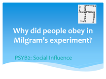 Preview of milgram