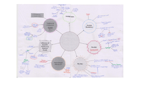 Preview of Mind Map on Racism in the US in the 1920's