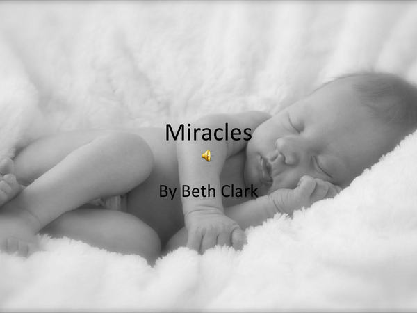 Preview of Miracles