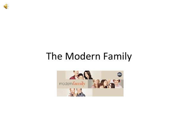 Preview of modern family
