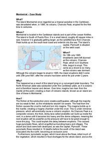 Preview of Montserrat case study