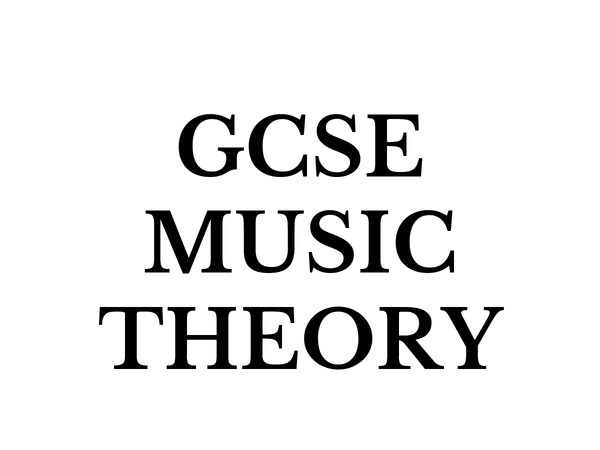 Preview of Music Theory xx