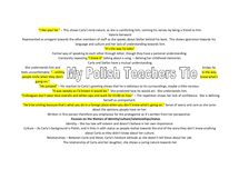 my polish teachers tie Gifts for teacherswhat to buy and what to avoid by anna  for my teachers each year i make them a  blog_buttonpng alt=the measured mom width.