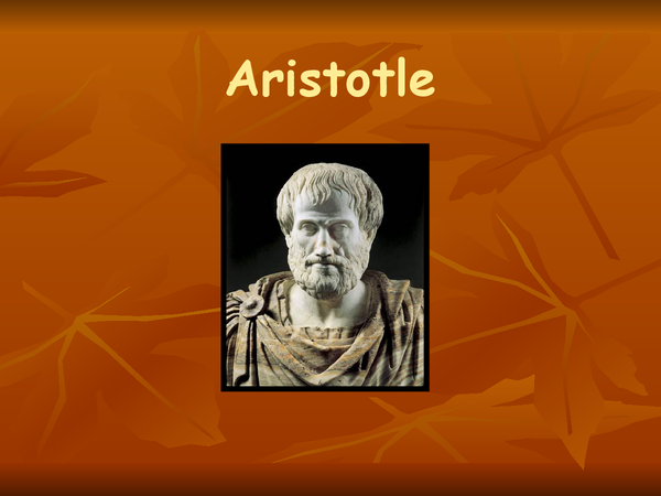 Preview of natural law-aristotle