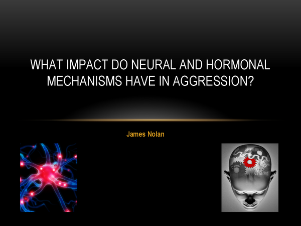 Preview of Neural and Hormonal Mechanisms in Aggression