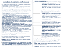 Preview of New Unit 2 Economics condensed notes
