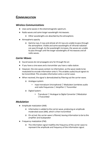 Preview of Notes on Communication