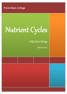 Preview of Nutrient Cycles