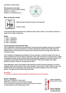 Preview of OCR Chemistry C4