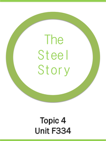 Preview of OCR A2 SALTERS CHEMISTRY F334: The Steel Story