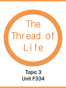 Preview of OCR A2 SALTERS CHEMISTRY F334: The Thread of Life