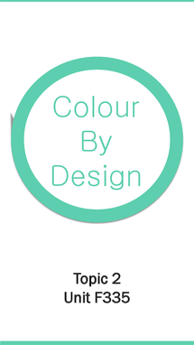 Preview of OCR A2 SALTERS CHEMISTRY F335: Colour By Design