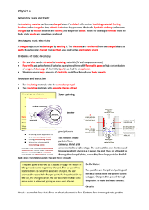 Preview of OCR Additional Science B P4