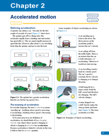 Preview of OCR AS level Physics for you textbook; Chapter 2-Motion Acceleration