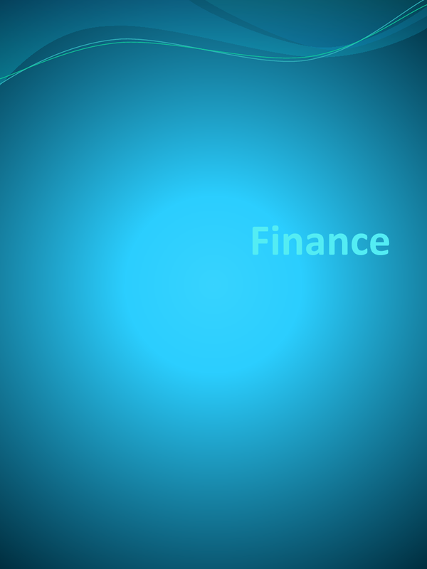 Preview of OCR- Business Finance