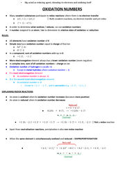 Ocr as chemistry f3213 the periodic table revision notes page 2 urtaz Gallery