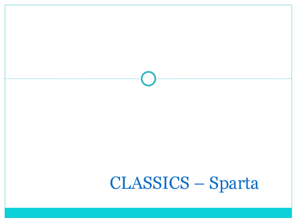 Preview of Ocr course for Sparta